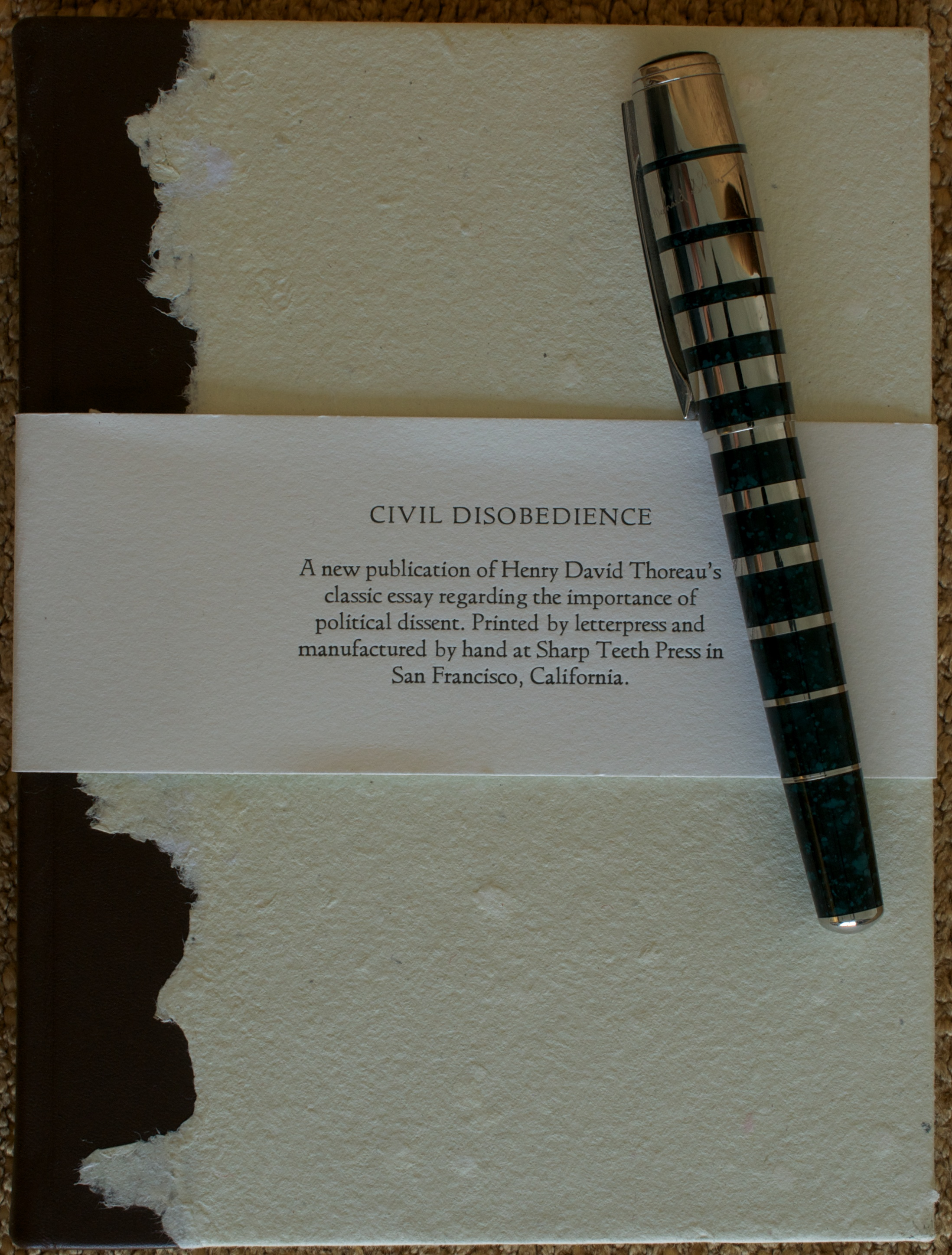 on disobedience and other essays civil disobedience by henry david  civil disobedience by henry david thoreau published by sharp civil disobedience 1