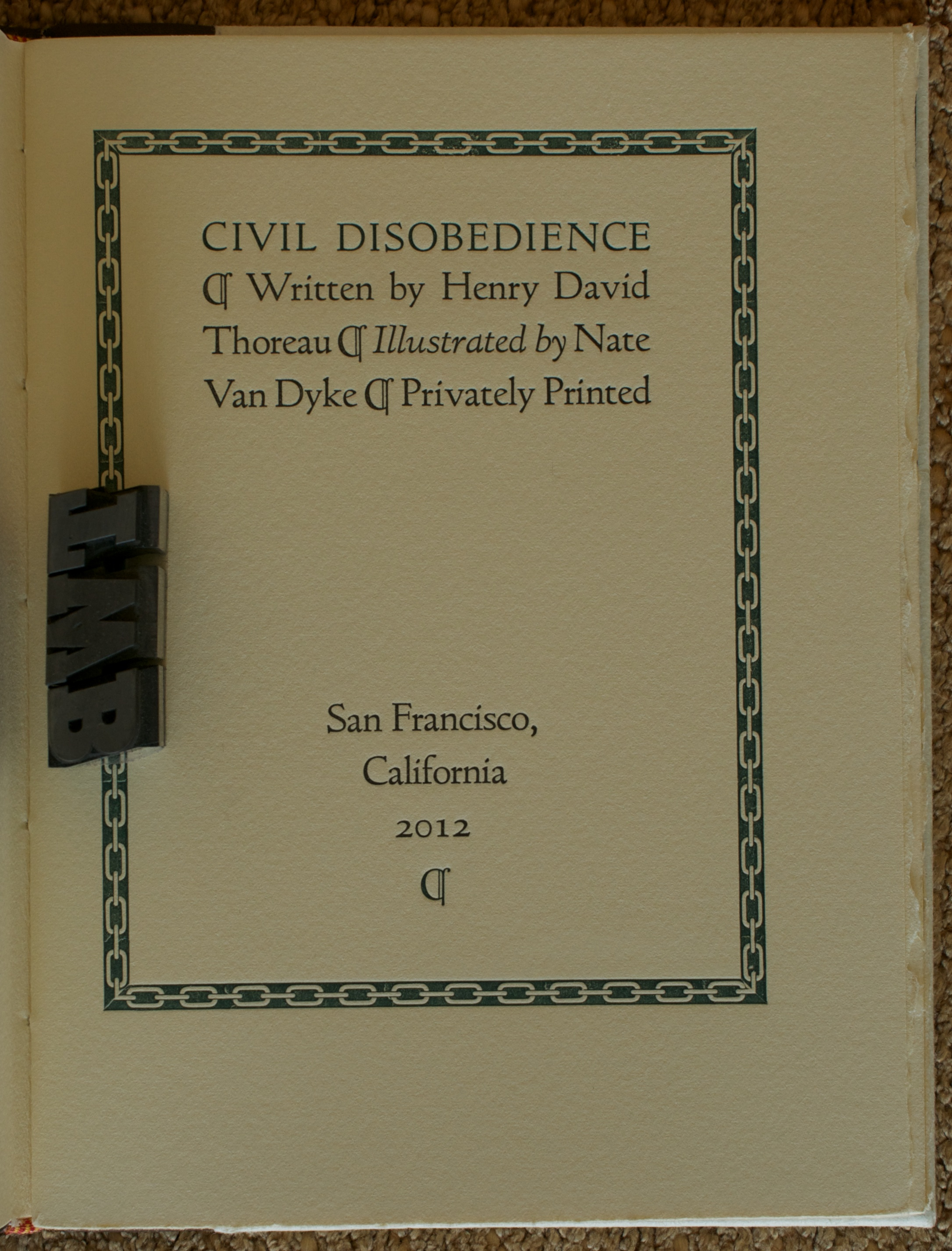 civil disobedience by henry david thoreau published by sharp civil disobedience 4