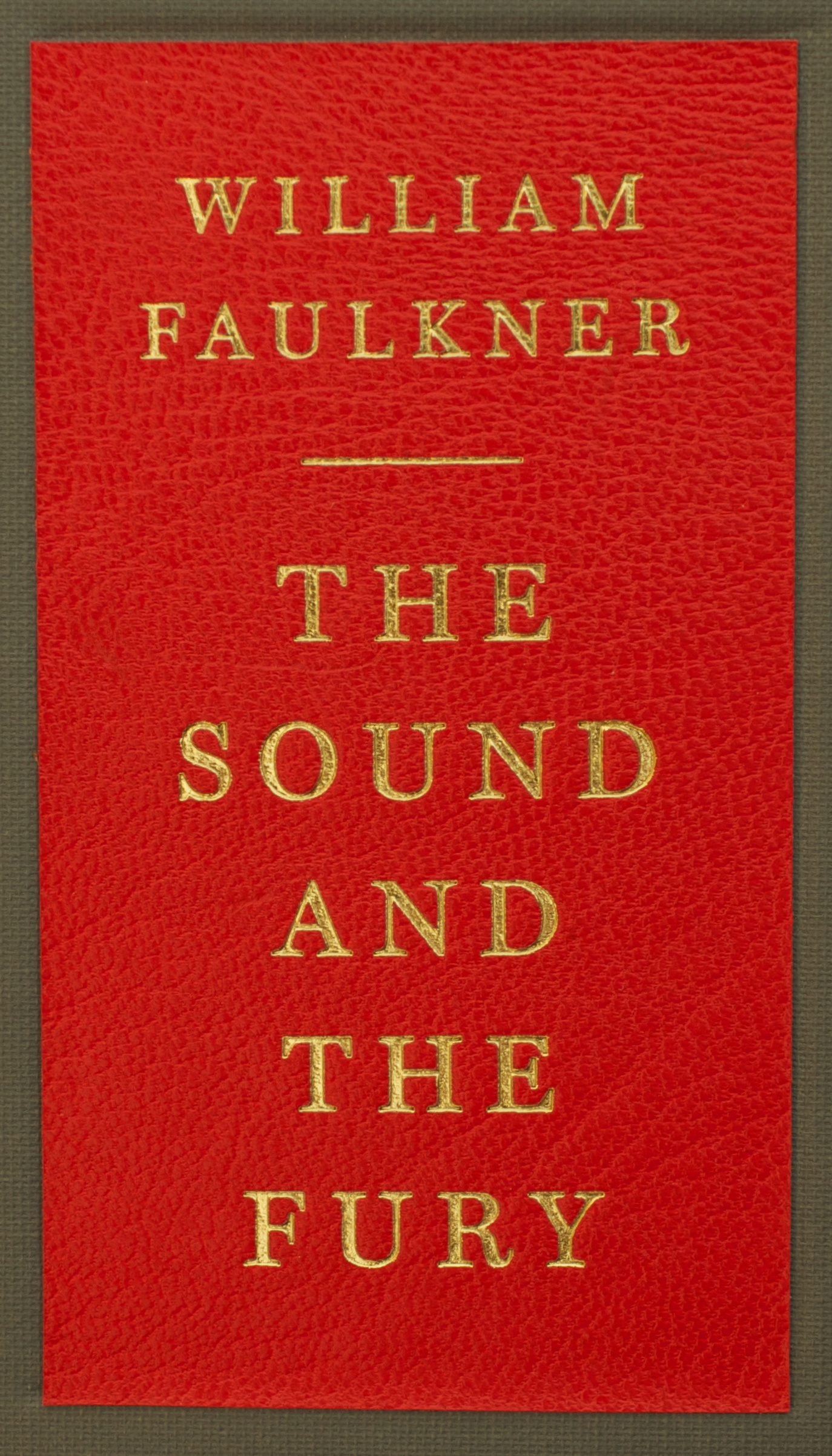 sound and fury Free summary and analysis of the events in william faulkner's the sound and the fury that won't make you snore we promise.