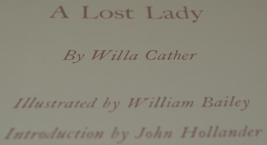 Lost Lady 12