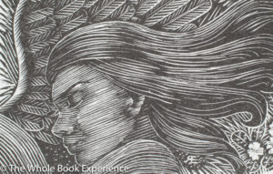 Detail of Psyche illustration