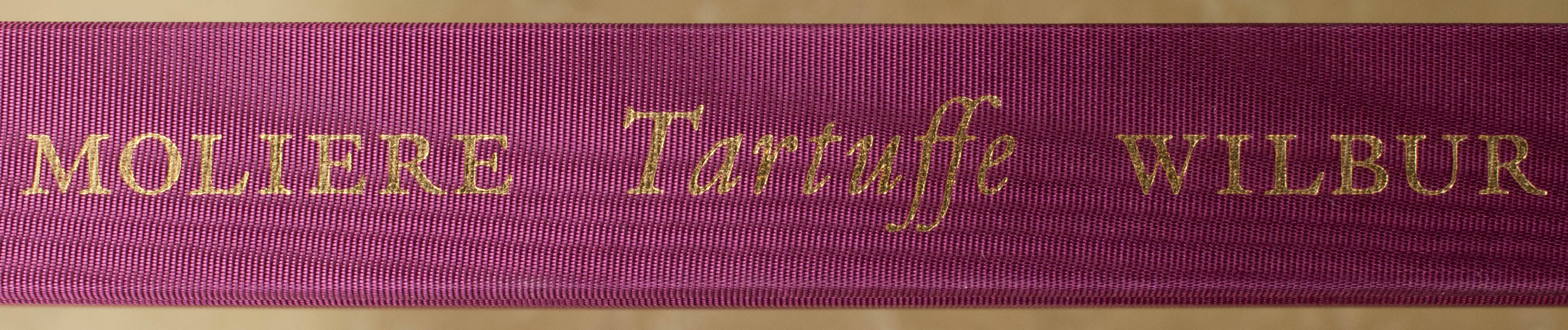 the book of tartuffe Two timeless comedies by one of france's greatest playwrights: tartuffe , a 1664 verse comedy concerning a scoundrel who impersonates a holy man, and the 1670 prose.